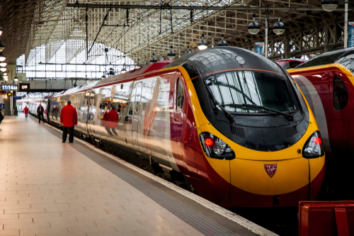 Virgin Trains Tests 5g Broadband for On-Board Customers